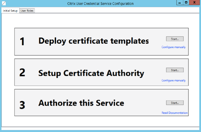 SAML authentication for Citrix XenDesktop and XenApp